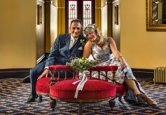 Rebecca & Colin - The Carrington in Katoomba