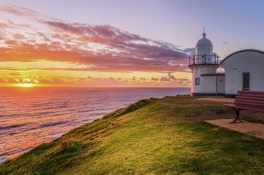 Tracking Point lighthouse